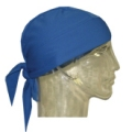 Evaporative Cooling Skull Cap - Blue